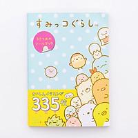 Sổ Tay Sticker Nhãn Dán Trang Trí Nhật Ký Kế Hoạch Kawaii Nhật Bản