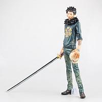 Mô hình One Piece Trafalgar Law bác sĩ tử thần cao 26 cm