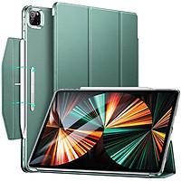 Bao Da Dành Cho iPad Pro 11 inch 2021 và iPad Pro 12.9 inch 2021 ESR Ascend Trifold Hard Case - Hàng Nhập Khẩu