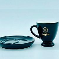 Bộ tách đĩa gốm Trung Nguyên Legend (dành để uống cà phê Espresso)