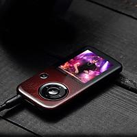 MP3 Lossless bluetooth dành cho học sinh-sinh viên Aigo-209, tặng 01 tai nghe (màu đỏ), hàng chính hãng