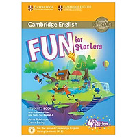 Fun for Starters SB w Home Fun & Online Activities
