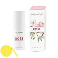 Xịt Khoáng Dưỡng Ẩm Hoa Hồng Organique Rose Rehydrate Mist (30ml) - Tặng Kèm Mút Rửa Mặt
