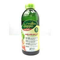 Fedios Veggie - Nước rửa rau củ quả - Chai 400ml
