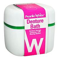 Hộp Đựng Răng Giả Pearlie White