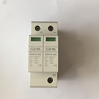 CB thiết bị chống sét lan truyền DC một chiều bảo vệ mạch bảo vệ quang điện GIVASOLAR GEYA DC 600V, 1000V