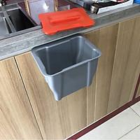 Thùng rác treo kẹp tủ cho nhà bếp TR01