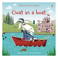 Usborne Goat in a boat