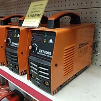 máy hàn que điện tử Samaki dùng que hàn 1.6 đến 4.0 li