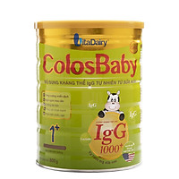 3 Hộp Sữa Bột VitaDairy ColosBaby Gold 1+ (800g)