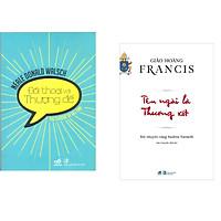 Combo 2 cuốn sách: Đối thoại với thượng đế   + Tên ngài là thương xót