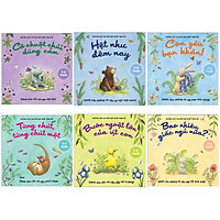 Những Câu Chuyện Đẹp Nhất Tặng Bé - COMBO 6 cuốn + tặng kèm bookmark