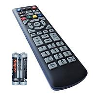 Remote Điều Khiển Cho Đầu Thu TV FPT, Truyền Hình Internet FPT (Kèm Pin AAA Maxell)