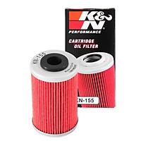 Lọc nhớt K&N KN-155 cho xe phân khối lớn KTM Duke 200 250 390