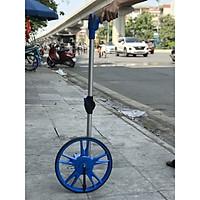 Thước lăn đường đo khoảng cách bằng bánh xe cơ chính hãng C-mart