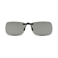 Clip-on 3D Glasses 0.72mm Thickness for Myopia Watching Passive Circular Polarized 3D Glasses for 3D TV Movie Cinema