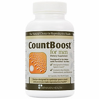 FH Countboost for men - Sản phẩm tăng số lượng tinh trùng khỏe mạnh