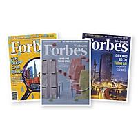 Combo tạp chí Forbes Việt Nam chủ đề bất động sản