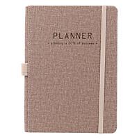 Sổ Bìa Vải B5 Blueangel PUL-KM13 Planner