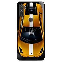 Ốp lưng dành cho Vsmart Active 3 mẫu Xe Sọc Trắng