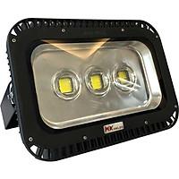 Đèn pha LED ngoài trời HKLED viền mắt lồi 150W