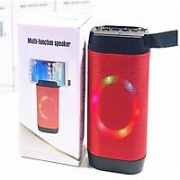 Loa Bluetooth LV10 Lanith - Loa Không Dây Mini 5.0 Kết Nối Nhanh, Âm Thanh Đỉnh - Hỗ Trợ Thẻ Micro SD Và USB - Thiết Kế Nhỏ Gọn, Dễ Dàng mang Theo - Tặng Cap Sạc 3 Đầu - Hàng Nhập Khẩu - LMN00010-CAP00001