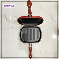 Chảo 2 mặt tiện dụng Barwell - Chính hãng (Giao màu ngẫu nhiên)