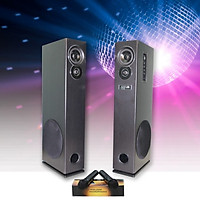 Bộ 2 Loa Karaoke Bluetooth PF