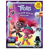 DreamWorks Trolls Sticker Book Treasury