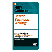 Harvard Business Review: Guide To Better Business Writing