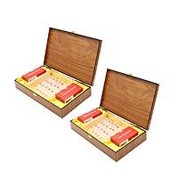 Yến sào Song Việt - Combo 2 hộp gỗ thời thượng (loại 30 phần yến/ hộp)