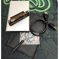 Hộp đựng ổ cứng laptop 2.5 inch cổng ATA vỏ nhôm