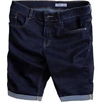 Quần short jeans nam , quần sort nam eo co dãn trơn lịch lãm mẫu J68 săn lai thiết kế phong cách thời thượng lôi cuốn dạo phố Julido thời trang hàn quốc trung niên