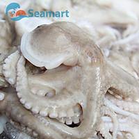 [Chỉ Giao HCM] Bạch Tuộc Seamart 20-40 con/kg - Gói 500g