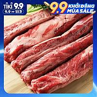 [Chỉ giao HCM] - Dẻ sườn bò Mỹ - US Beef Rib Finger - 500gram