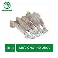 [Chỉ Giao HCM] - Mực Ống Phú Quốc, Hải Sản Biển Tự Nhiên Túi 500Gr - Foodmap