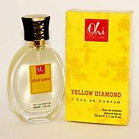 NƯỚC HOA NỮ OHI-YELLOW DIAMOND THƠM NHẸ 50ML