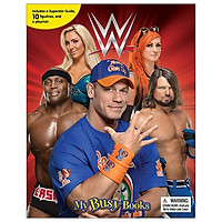 WWE My Busy Book