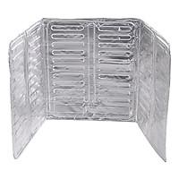 Tấm vách ngăn bảo vệ tường nhà bếp khỏi vết bẩn dầu mỡ