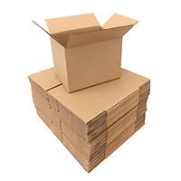 Combo 50 thùng carton 20x20x10cm
