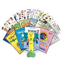 Bút Chấm Đọc Tot-Talk 2 - Bé Tập Kể Truyện Tiếng Anh (Bé 7 Tuổi) - P03