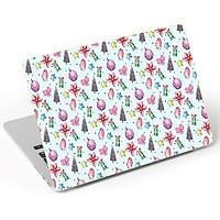 Mẫu Dán Trang Trí Mặt Ngoài + Lót Tay Laptop Holidays LTHLD -  156