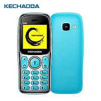 "KECHAODA K300 2G GSM Feature Phone Dual SIM 1.3""32MB BT Dialer 0.08MP Rear Camera with Flashlight 500mAh Detachable"