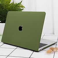 Ốp màu xanh rêu dành cho Macbook