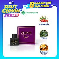 Nước Hoa Vùng Kín Zlove Secret - Thảo Dược Tự Nhiên - Lưu Giữ Mùi Hương Cả Ngày (5ml)