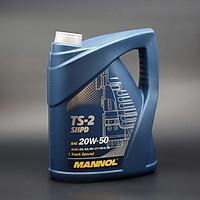 Dầu Nhớt Động Cơ MANNOL 7102 TS-2 SAE 20W50 API CH-4/SL 5Lít