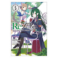 Re:Zero - Starting Life in Another World - Volume 05 (Light Novel) (Illustration by Shinichirou Otsuka)