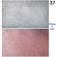Tấm phông nền chụp ảnh 2 mặt 60x90cm mã 37