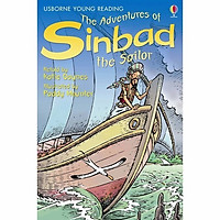 Sách thiếu nhi tiếng Anh - Usborne Young Reading Series One: The Adventures of Sinbad the Sailor