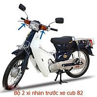 Xi nhan TRƯỚC của xe máy CUB 82